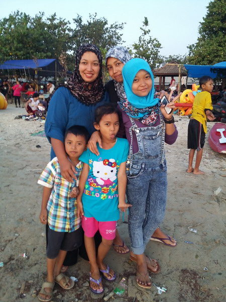 Manfaat pantai dan air laut