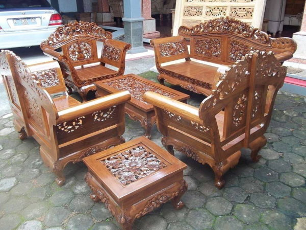 jepara furniture kayu jati