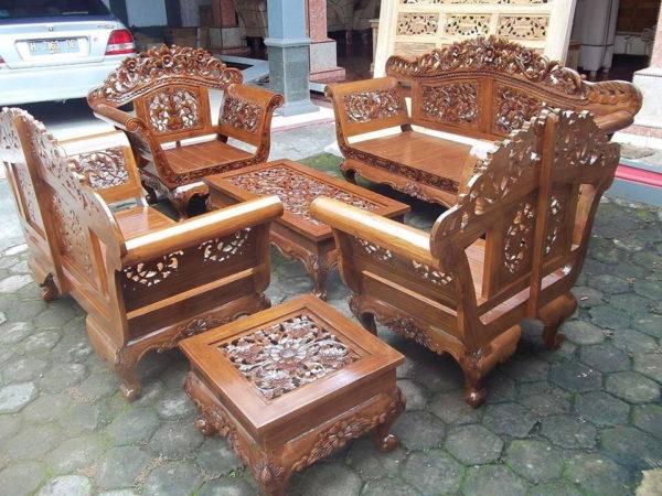 jepara furniture kayu jati