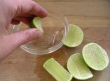 Cara Membuat Jeruk Nipis Peras