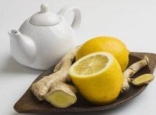 menurunkan berat badan dengan jeruk nipis dan jahe
