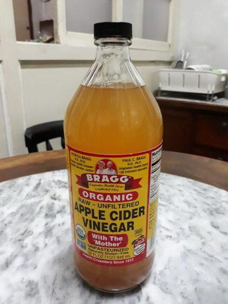 cuka apel vinegar